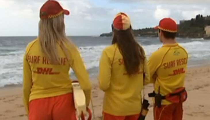 Working with Surf Life Saving NSW
